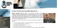 Fudiciary Consulting Group Website